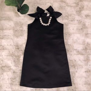 David Charles Audrey Black Dress